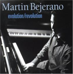 Bejerano, Martin - Evolution/Revolution CD Cover Art