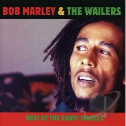 Marley, Bob / Marley, Bob & The Wailers - Best of the Early Singles CD Cover Art