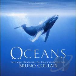Coulais, Bruno - Oceans CD Cover Art