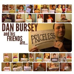 Bursey, Dan - Priceless CD Cover Art