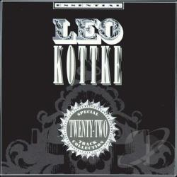 Kottke, Leo - Essential CD Cover Art