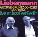 Gruntz, George - Live At Jazzfest Berlin CD Cover Art