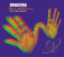 McCartney, Paul / Wings - Wingspan: Hits And History CD Cover Art