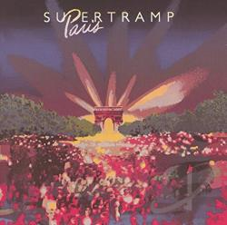 Supertramp - Paris CD Cover Art