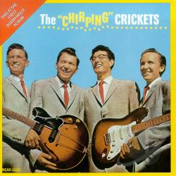 Holly, Buddy / Holly, Buddy & The Crickets - Chirping Crickets CD Cover Art