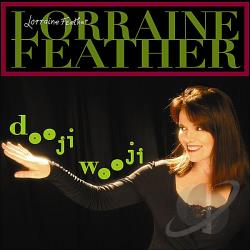 Feather, Lorraine - Dooji Wooji CD Cover Art