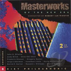 Kiev Philharmic Orch / Winstin - Masterworks of the New Era, Vol. 8 CD Cover Art