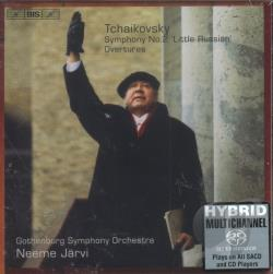 Gso / Jarvi / Tchaikovsky - Symphony No 2 CD Cover Art