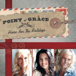 Point Of Grace - Home for the Holidays CD Cover Art