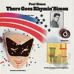Simon, Paul - There Goes Rhymin' Simon CD Cover Art