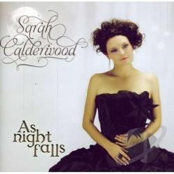 Calderwood, Sarah - As Night Falls CD Cover Art