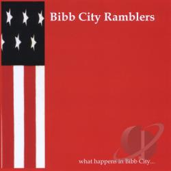 Bibb City Ramblers - Bibb City Ramblers CD Cover Art