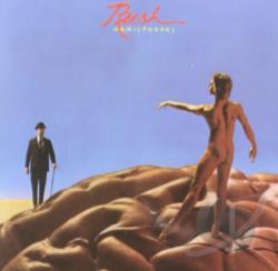 Rush - Hemispheres CD Cover Art