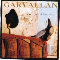 Allan, Gary - Used Heart for Sale CD Cover Art