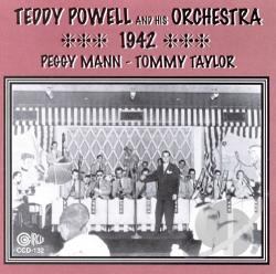 Powell, Teddy - 1942 CD Cover Art