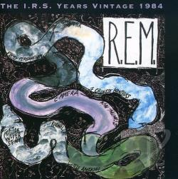 R.E.M. - Reckoning CD Cover Art