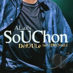Souchon, Alain - Defoule Sentimentale CD Cover Art