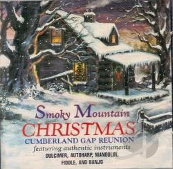 Smoky Mountain Christmas CD Cover Art