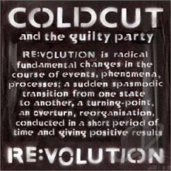 Coldcut - Re: Volution CD Cover Art