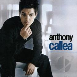 Callea, Anthony - Anthony Callea CD Cover Art