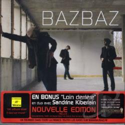 Bazbaz - Sur le Bout de la Langue CD Cover Art