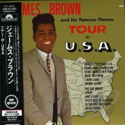 Brown, James - Tour U.S.A. CD Cover Art