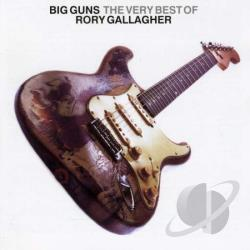Gallagher, Rory - Big Guns CD Cover Art