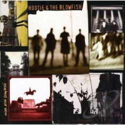 Hootie & The Blowfish - Cracked Rear View CD Cover Art