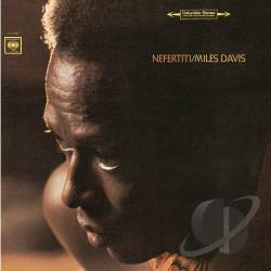 Davis, Miles - Nefertiti CD Cover Art