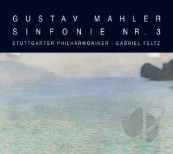 Czech Philharmonic Choir / Mahler / Petersamer - Gustav Mahler: Sinfonie Nr. 3 CD Cover Art