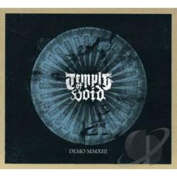 Temple Of Void - Demo Mmxiii CD Cover Art