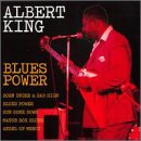 King, Albert - Blues Power CD Cover Art