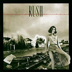 Rush - Permanent Waves CD Cover Art