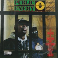 Public Enemy - It Takes a Nation of Millions to Hold Us Back CD Cover Art