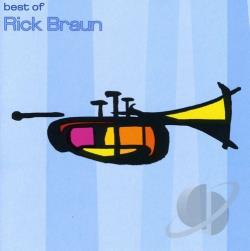 Braun, Rick - Best of Braun CD Cover Art