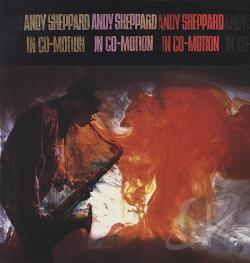 Sheppard, Andy - In Co-Motion CD Cover Art