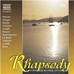 Night Music 17: Rhapsody - Rhapsody CD Cover Art