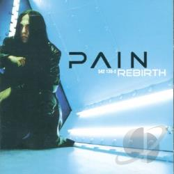 Pain - Rebirth CD Cover Art