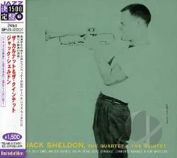 Sheldon, Jack - Quartet & Quintet CD Cover Art