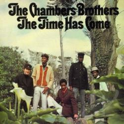 Chambers Brothers - Time Has Come CD Cover Art