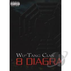Wu-Tang Clan - 8 Diagrams (2LP) LP Cover Art