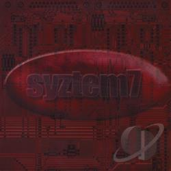 Syztem 7 CD Cover Art
