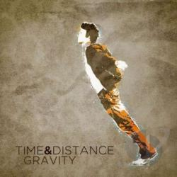 Time & Distance - Gravity CD Cover Art