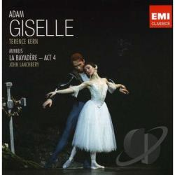 Adam: Giselle CD Cover Art