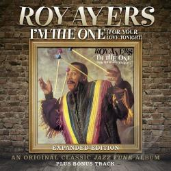 Ayers, Roy - I'm the One (For Your Love Tonight) CD Cover Art