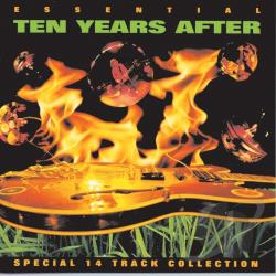 Ten Years After - Essential Ten Years After CD Cover Art