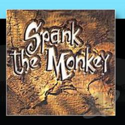 Spank The Monkey - White Trash Lullabies CD Cover Art