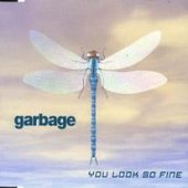Garbage - You Look So+2Unreleased CD Cover Art