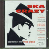 Ska Crazy CD Cover Art