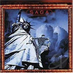 Saga - Generation 13 CD Cover Art